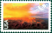 National Parks Stamp