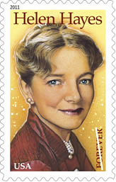 2011 Helen Hayes Forever Stamp