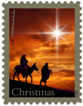 Holy Family Stamp 2012