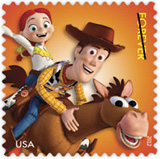 Send A Smile 2012 U. S. Postage Stamps