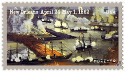 Civil War War: 1862: A Nation Touched with Fire 2012 U. S. Postage Stamps