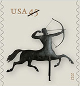 Weather Vane stamps