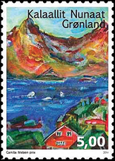 Greenlandic Songs I Stamp, 2014