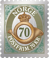 Austrian Posthorn Stamps 2014
