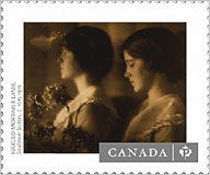 Canadian Photograhy Series on Stamps 2015, Canada Post
