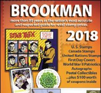 Bookman Price Guide 2018 - Stamp Price Guide
