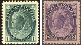 The Stamps of Canada, The Numeral Issue of 1898 - Chapter XV, Part 1 by B. W. H. Poole