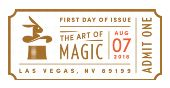 The Art of Magic Stamp - production