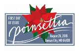 USPS Global Poinsettia Cancel 2018