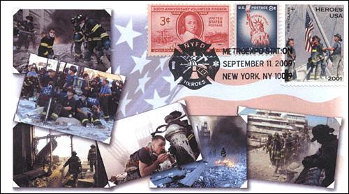 MetroExpo NY, Heros of September 11th Full-Color Cover