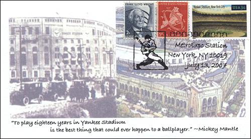 MetroExpo NY, Yankee Stadium Full-Color Cover