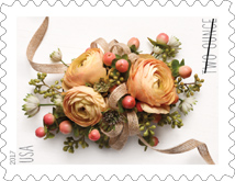 USPS Celebration Corsage Forever Stamp, 2017
