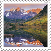 USPS, O Beautiful Stamps 2018