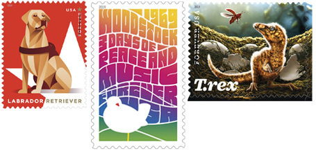 USPS August 2019 stamp releases
