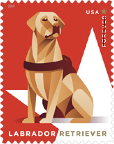 USPS Military Working Dogs Forever Stamps 2019