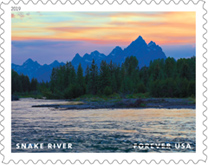 USPS - Wild and Scenic Rivers, 2019