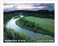 Wild and Scenic Rivers Forever Stamps
