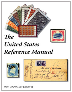 United States Reference Manual - for Stamp Collectors
