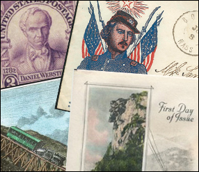New Hampshire Stamps and New Hampshire First Day Covers